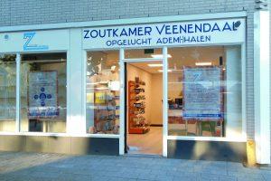 Contact met Zoutkamer Veenendaal