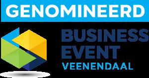 Zoutkamer Veenendaal is genomineerd voor Business Event Veenendaal